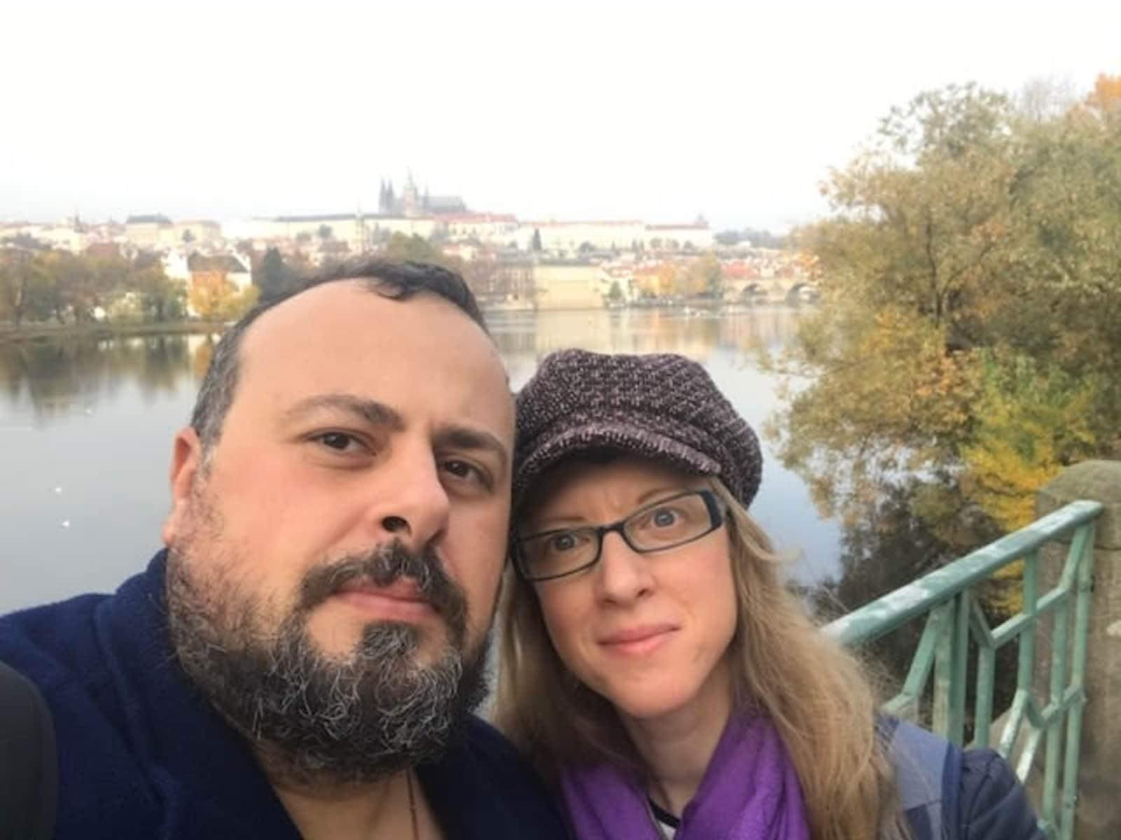 Evelina & Tullio from Milano, Italy