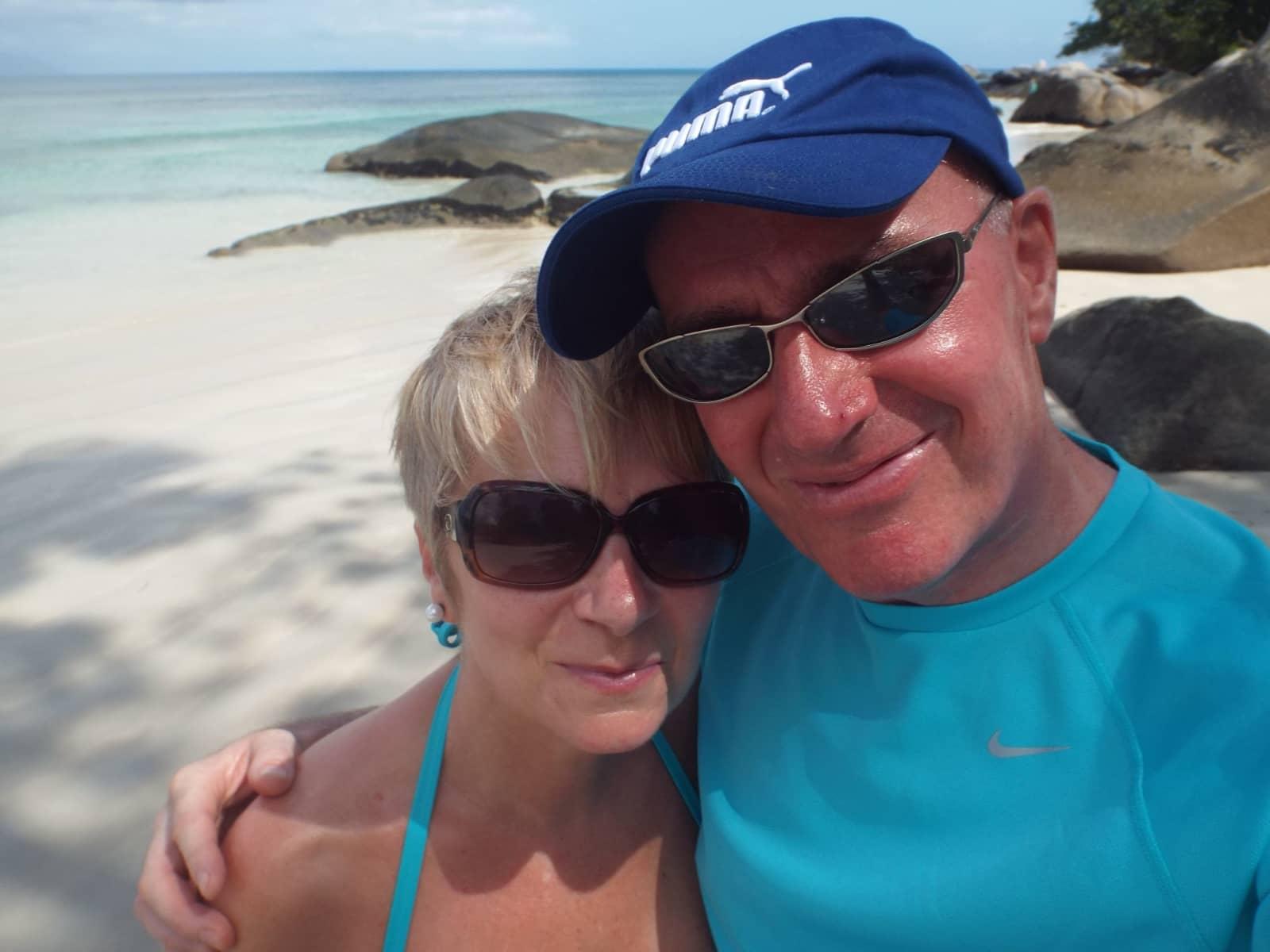 Irene & Robert from Stirling, United Kingdom