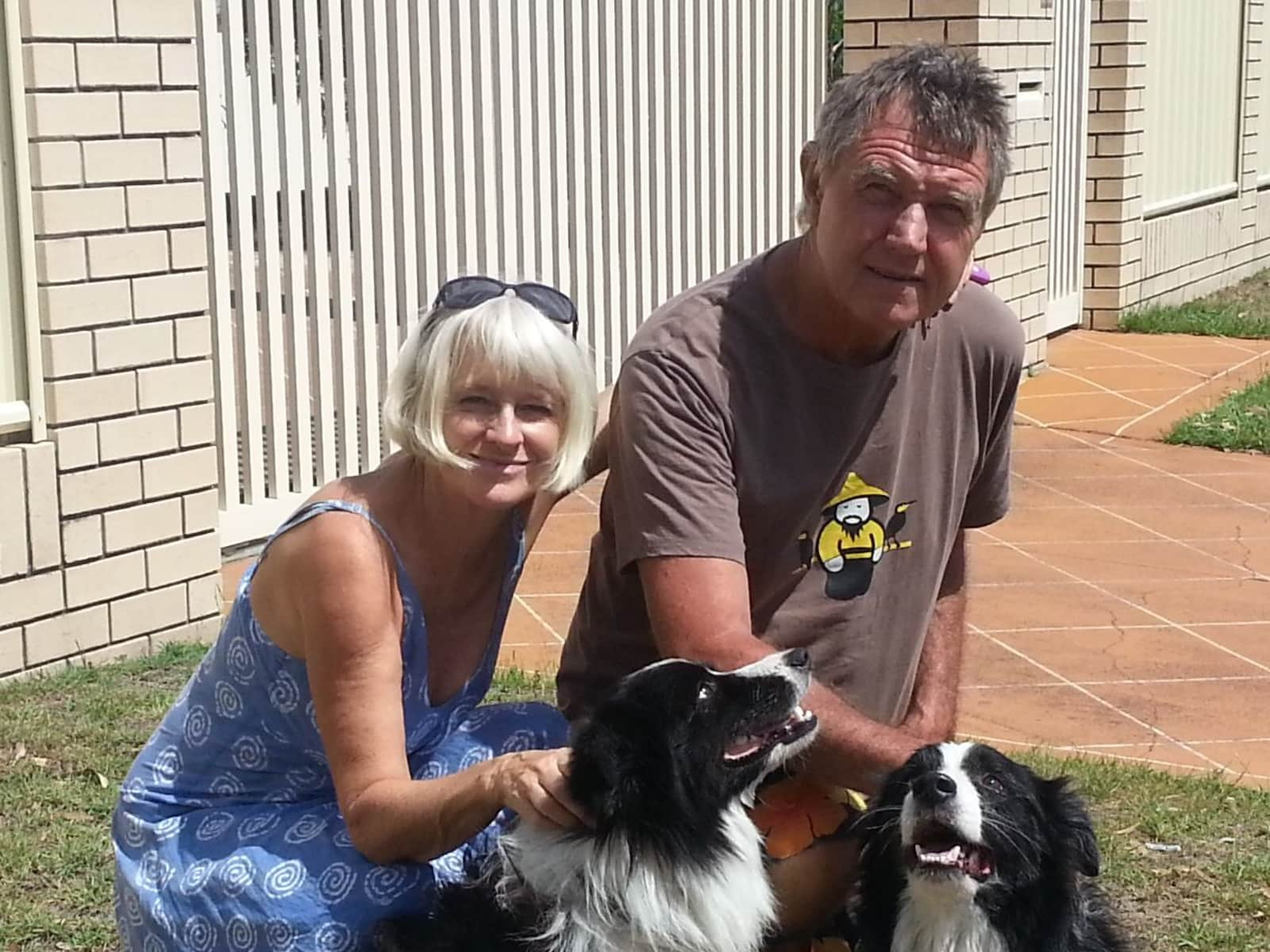 Carol & John from Gold Coast, Queensland, Australia