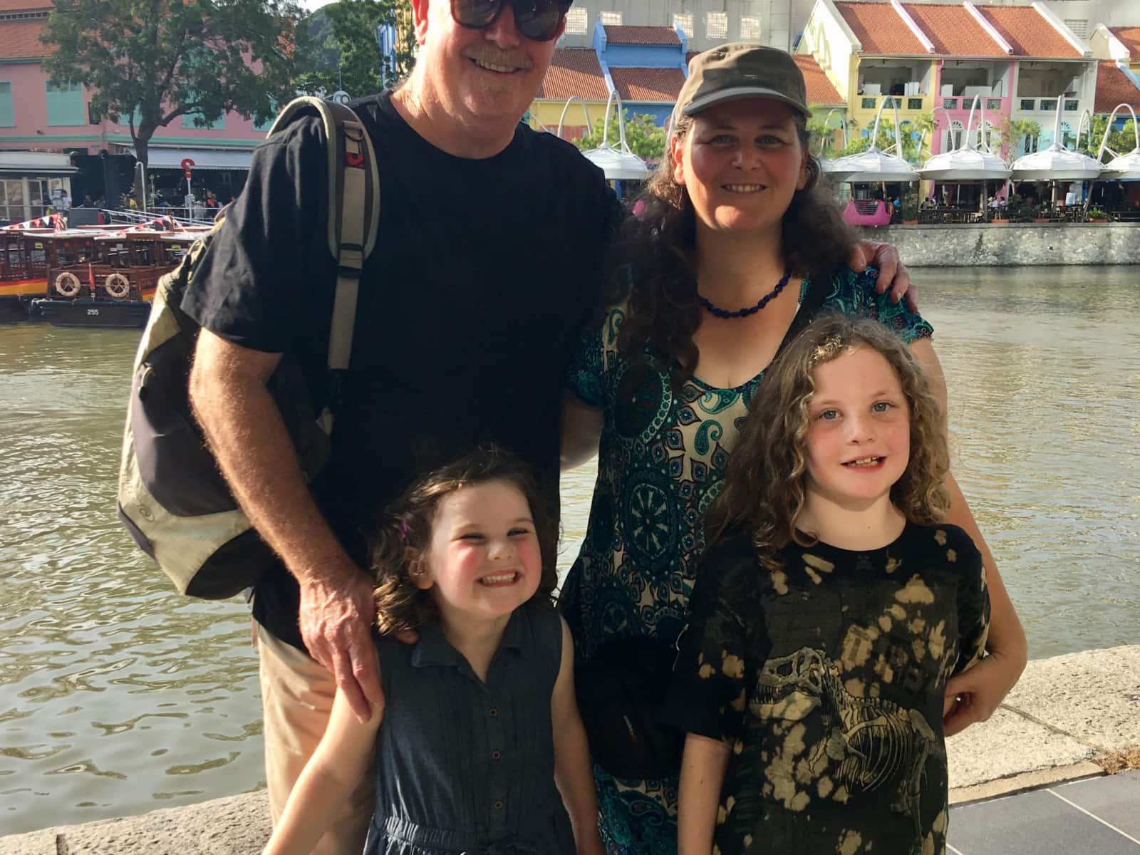 Roweena & David from Brisbane, Queensland, Australia
