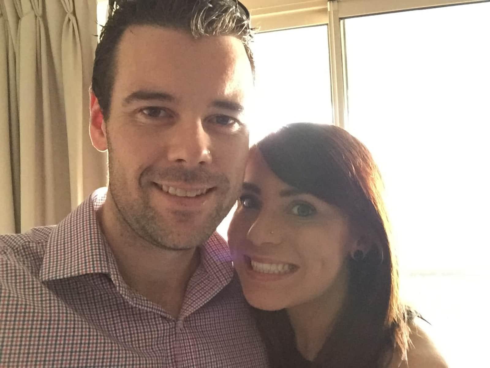 Scott & Jillian from Canberra, Australian Capital Territory, Australia