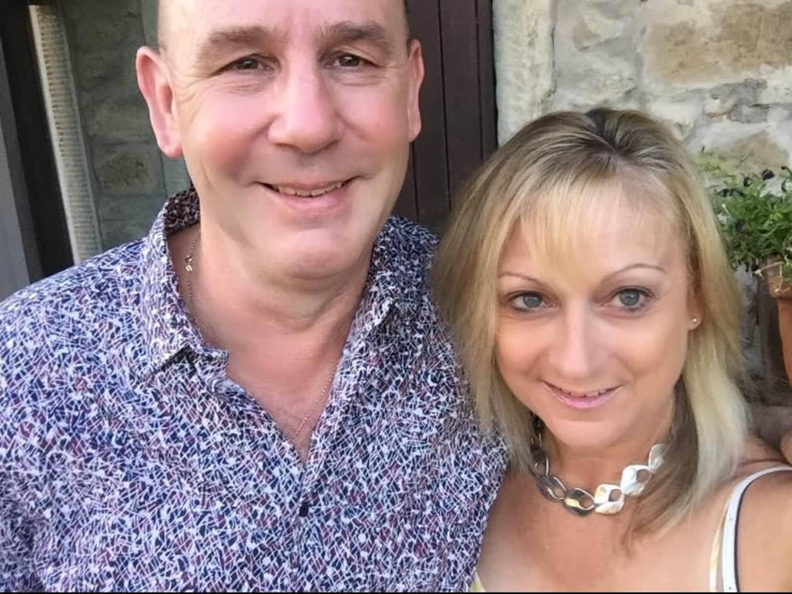 Julie & Trevor from Maidstone, United Kingdom