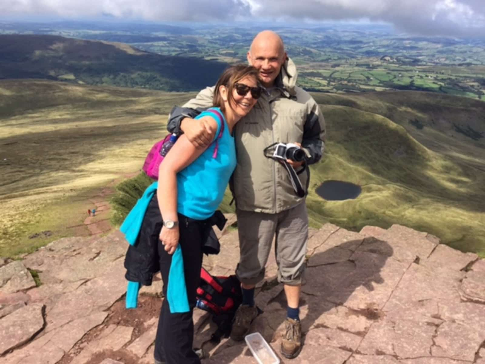 Charles & Jacquie from Wantage, United Kingdom