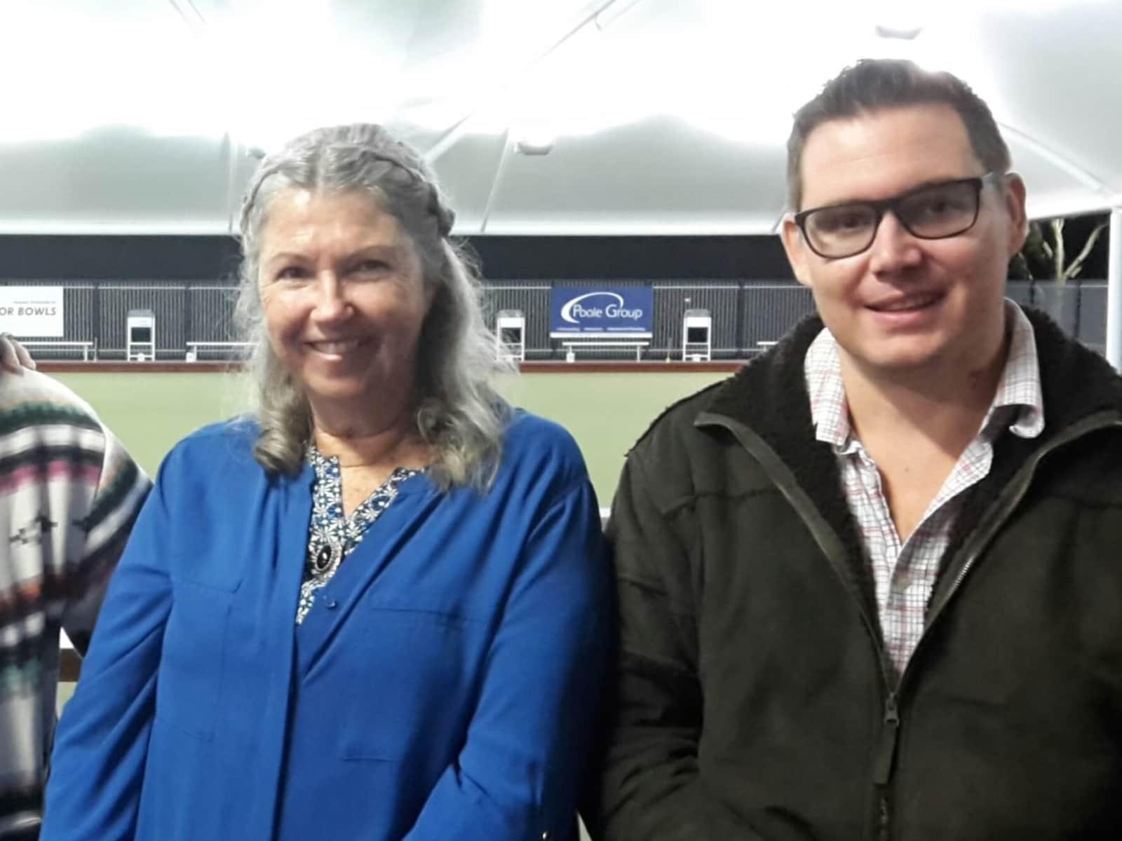 Lindy & Paul from Maroochydore, Queensland, Australia