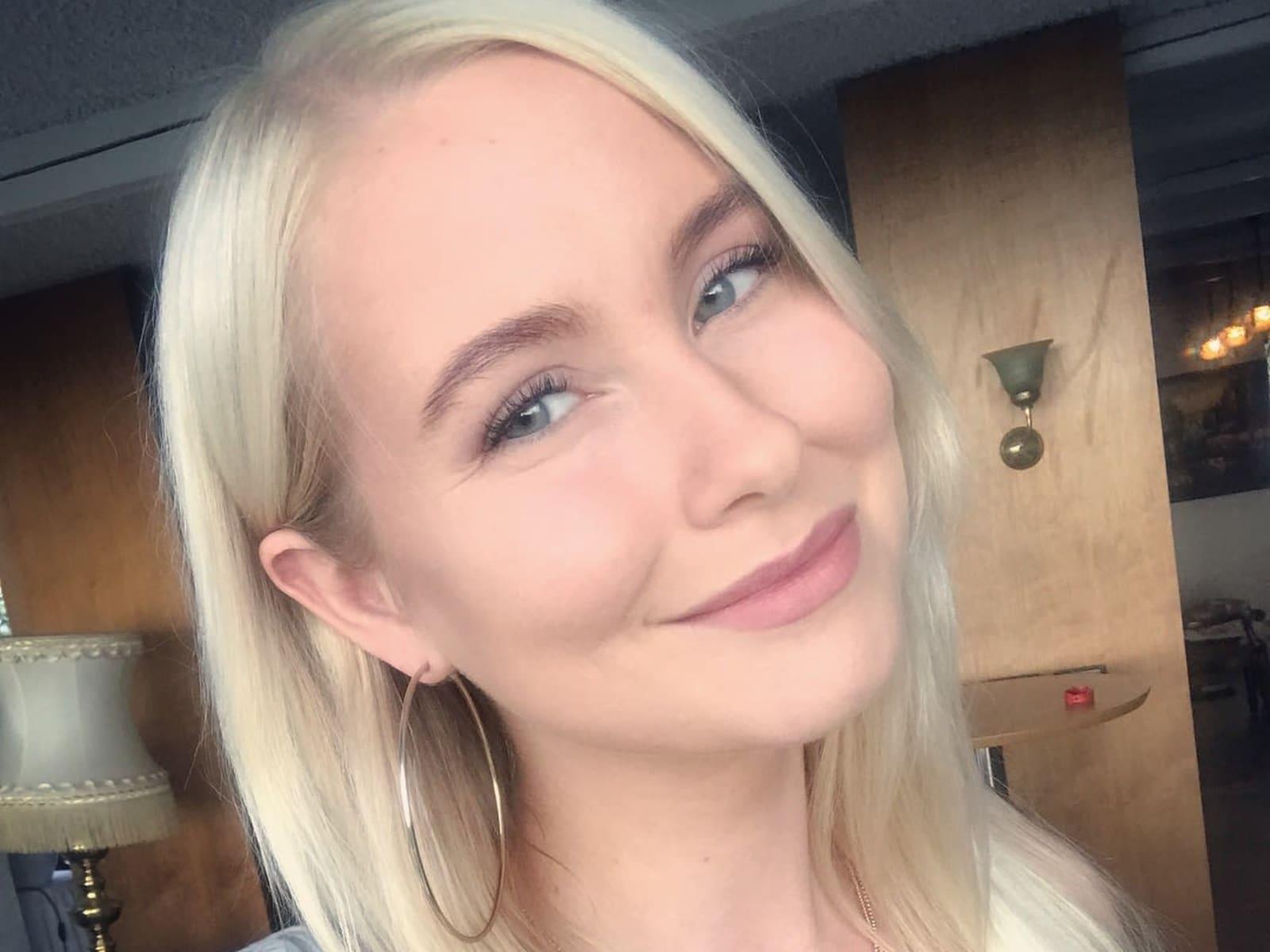 Andrea from Reykjavík, Iceland