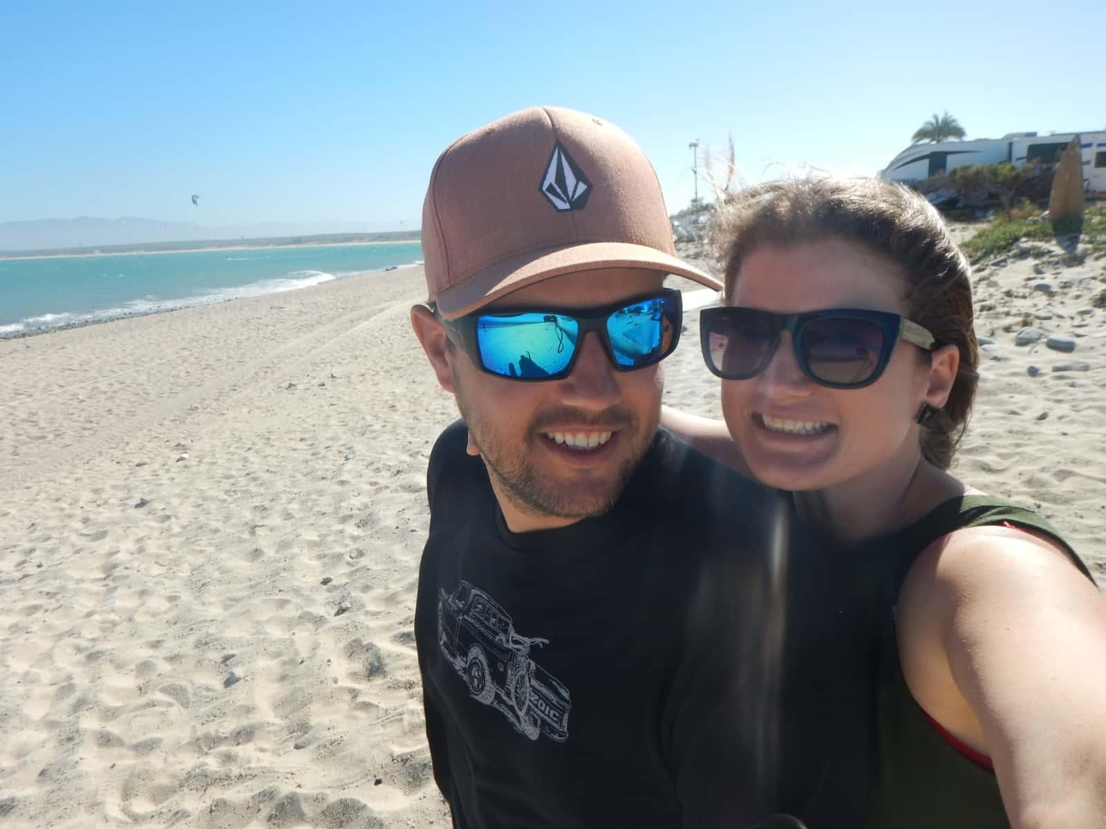 Wanda & T from Ensenada, Mexico