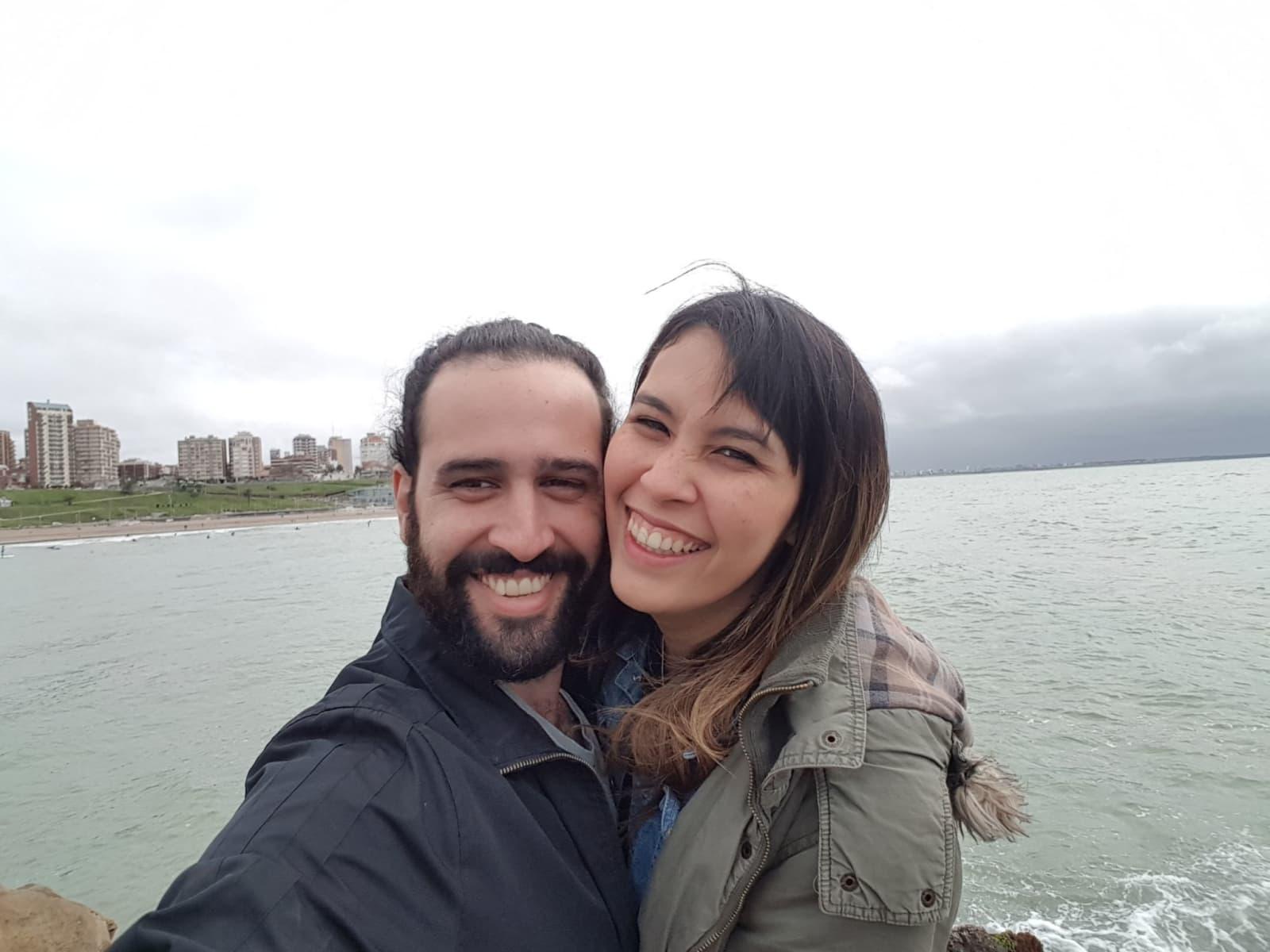 Maximiliano & Daiana carolina from Villa Urquiza, Argentina