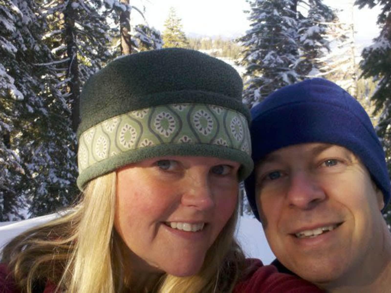 Mary allison & Jeff from Petaluma, California, United States