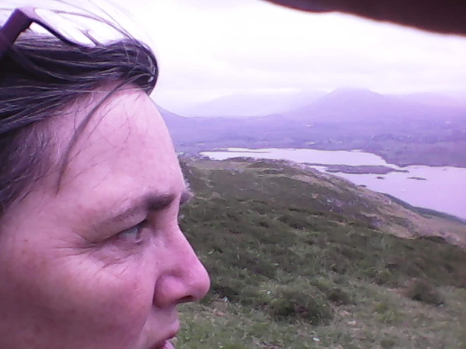 Helayne from Ballyliffin, Ireland