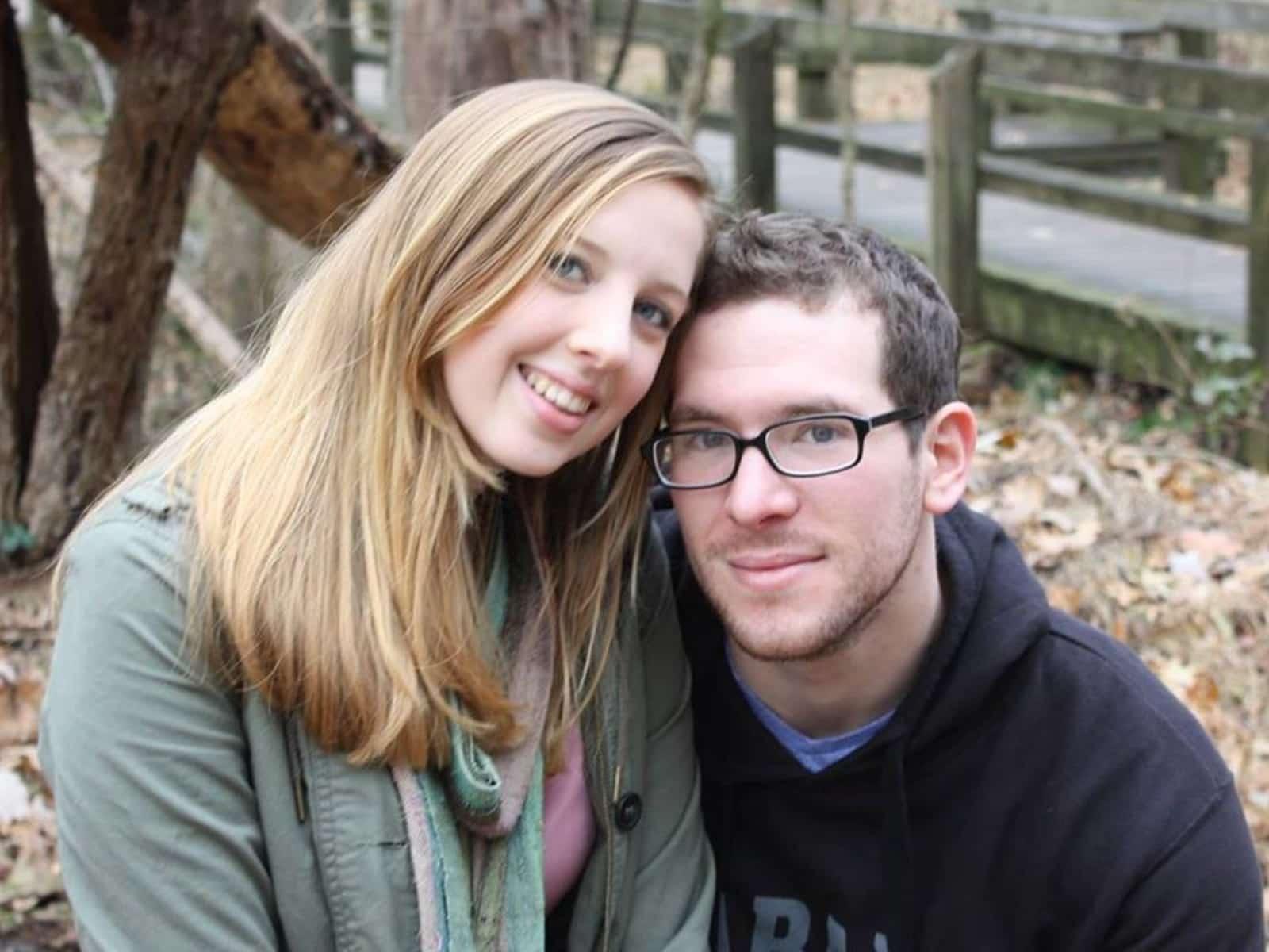 David & Ashley from Coimbra, Portugal
