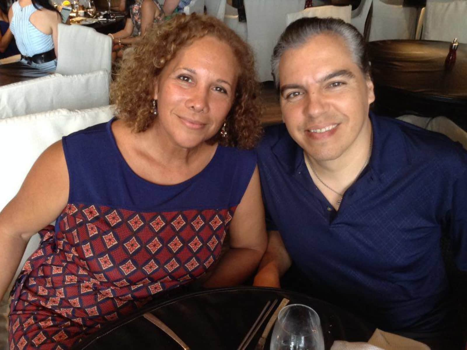 Andre & Mayra from Pittsburgh, Pennsylvania, United States