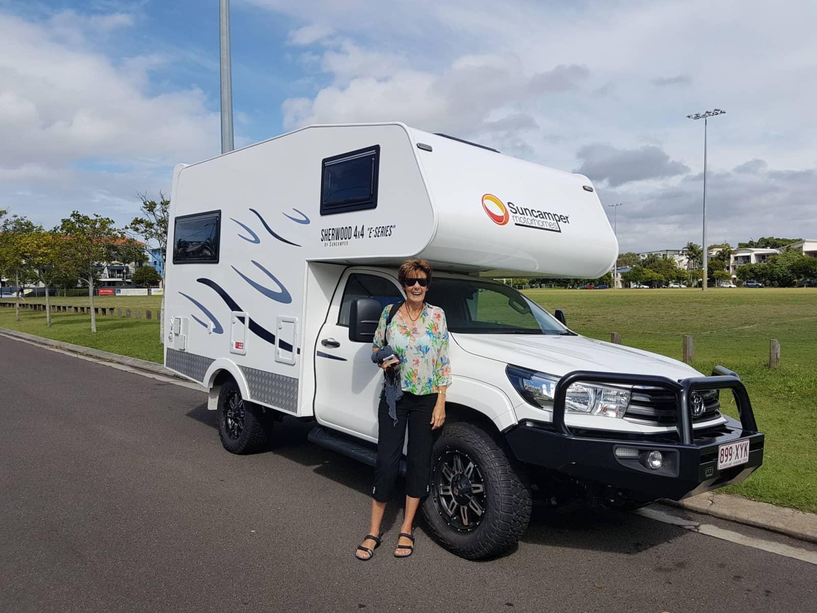 Susan from Maroochydore, Queensland, Australia