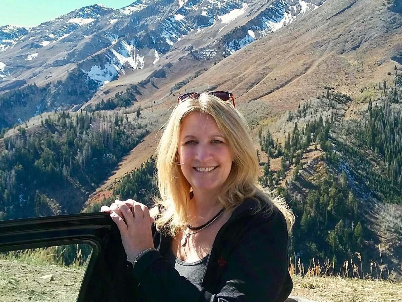 Shelley from Salt Lake City, Utah, United States