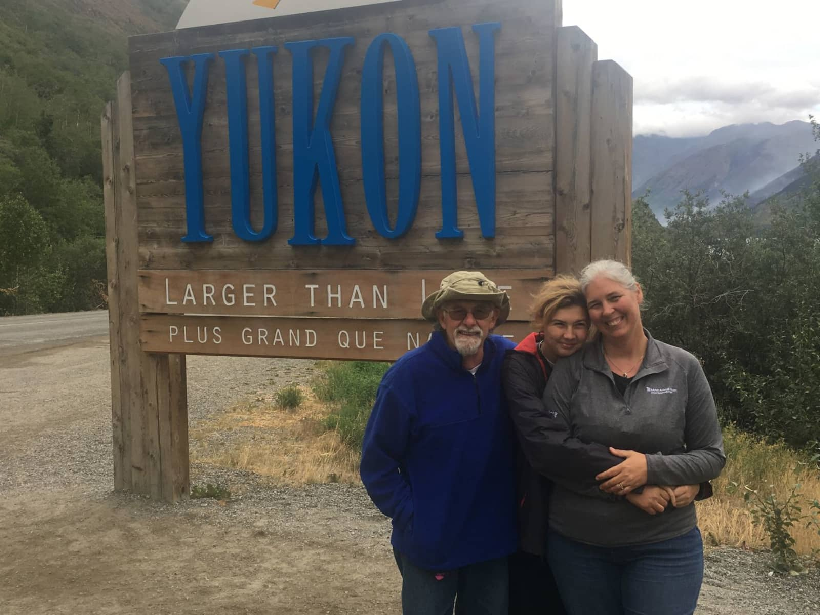Julie & Kenneth from Gilroy, California, United States
