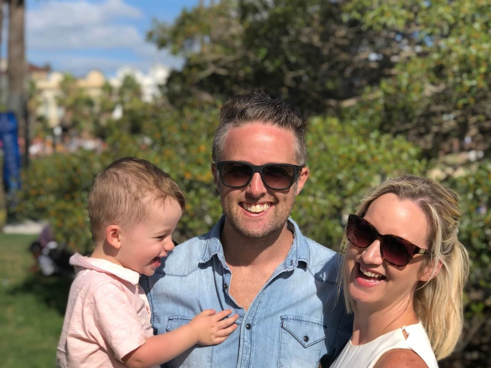 Rachael & Steffan from Melbourne, Victoria, Australia