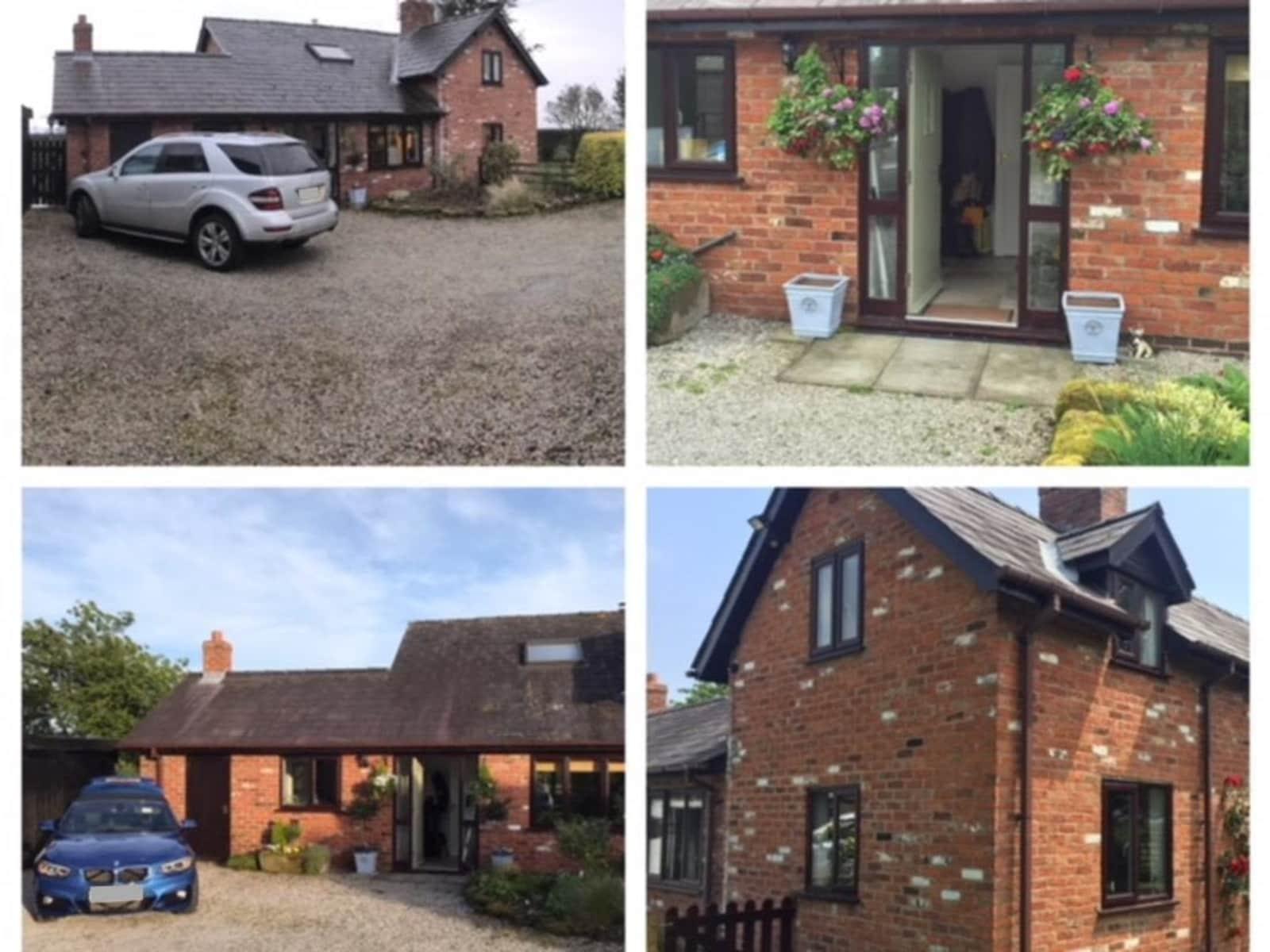 Housesitting assignment in Tattenhall, United Kingdom