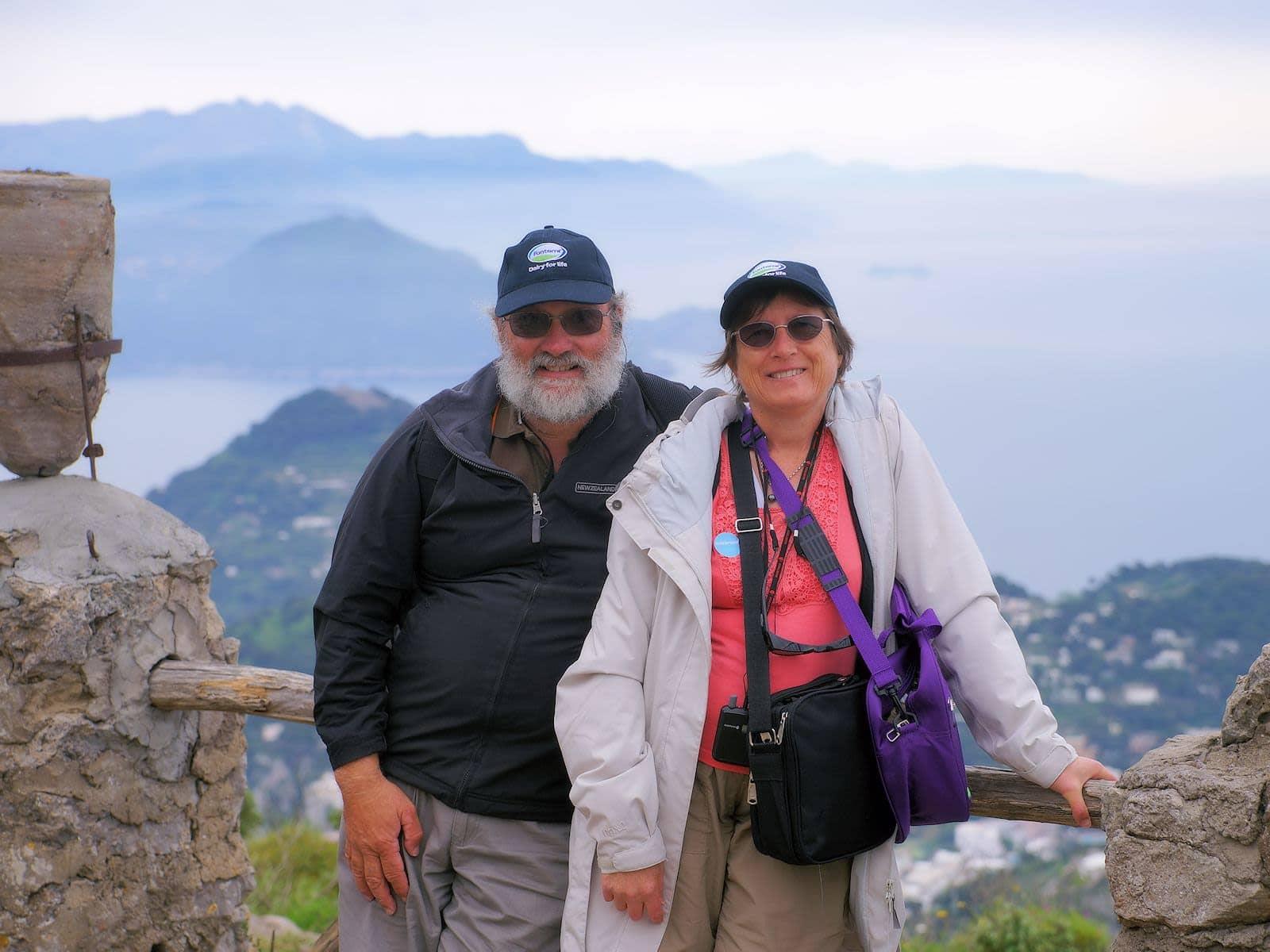 Fiona & John from Cambridge, New Zealand