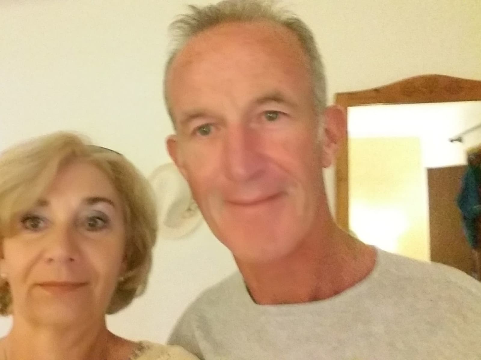 Jackie & Andy from Ringwood, United Kingdom