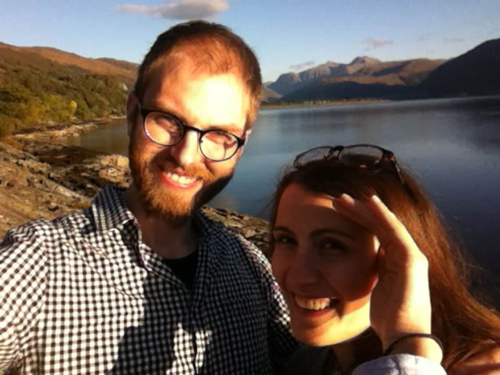 Michael & Mihaela from Plymouth, United Kingdom