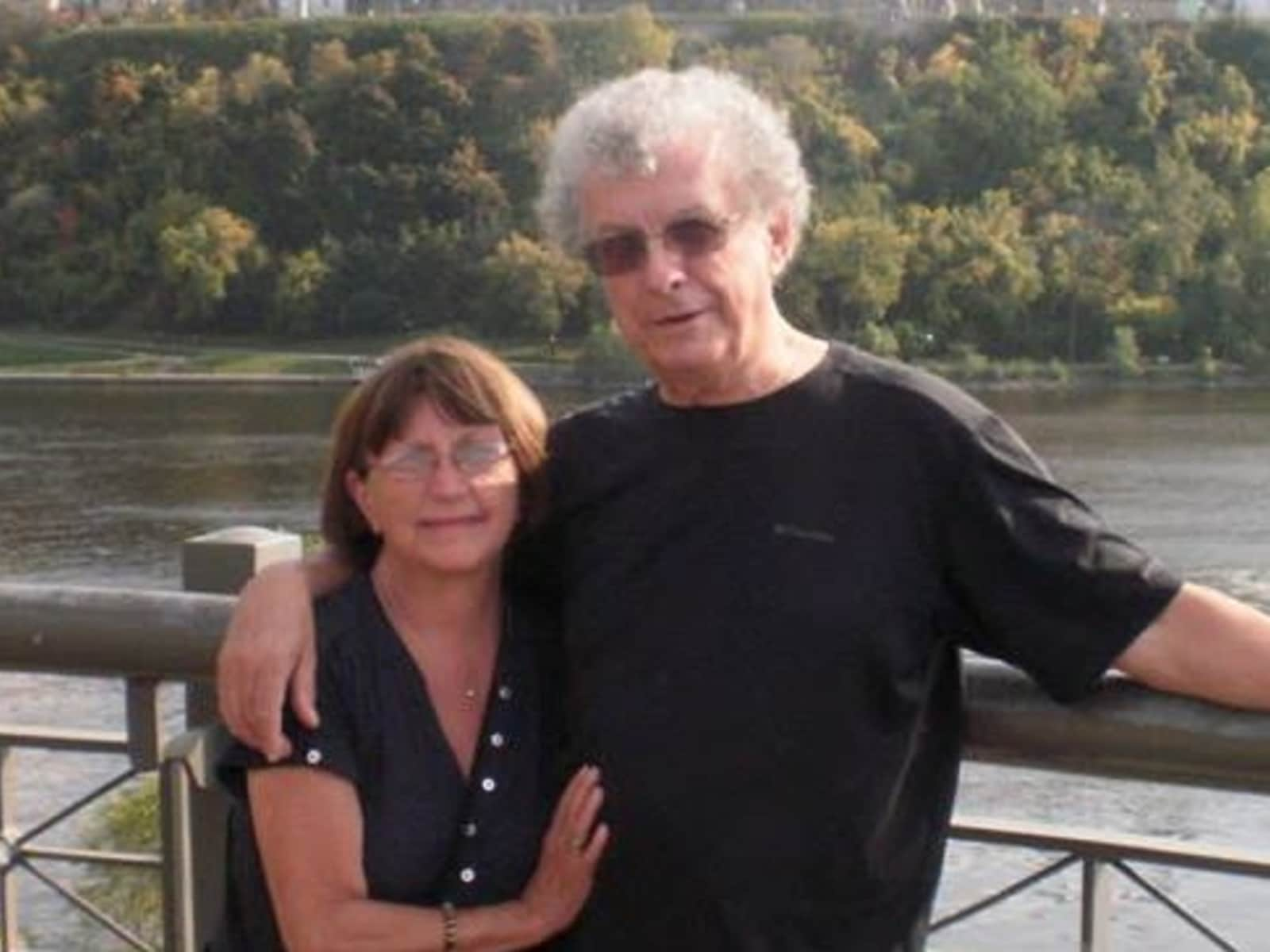 Kathryn & Roger from Miramichi, New Brunswick, Canada