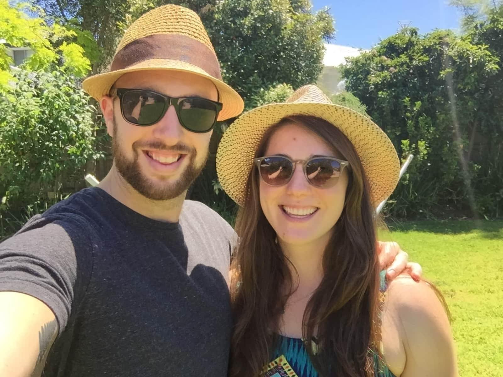 Ben & Julianne from Mount Maunganui, New Zealand