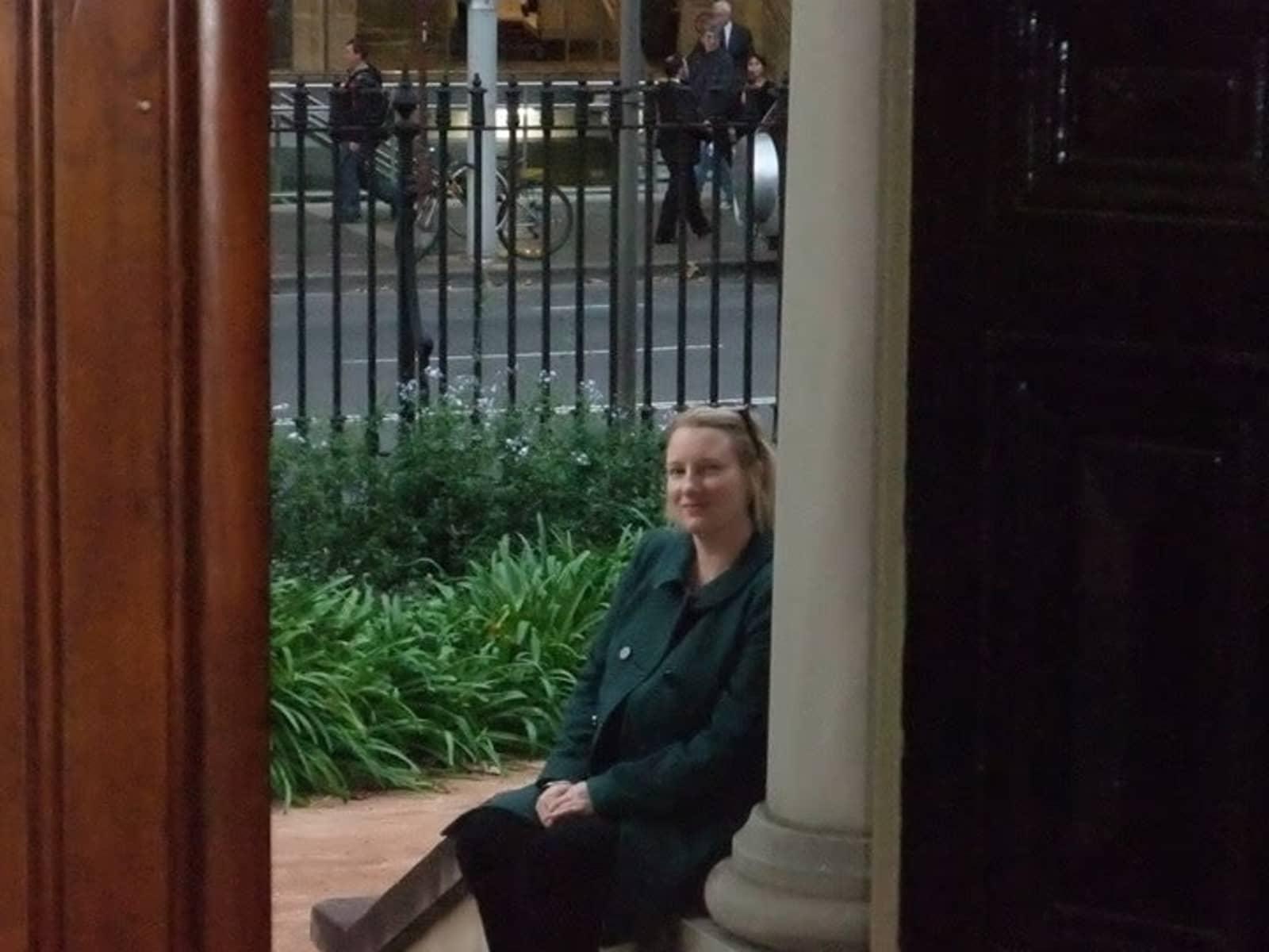 Josie from Canberra, Australian Capital Territory, Australia