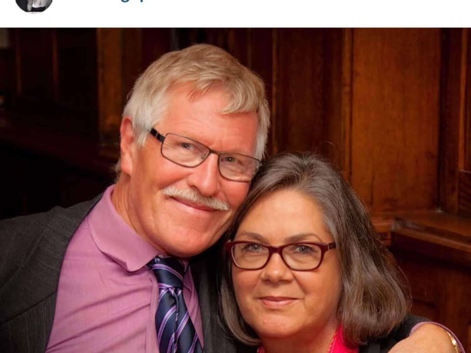 Sandra & Julian from London, United Kingdom