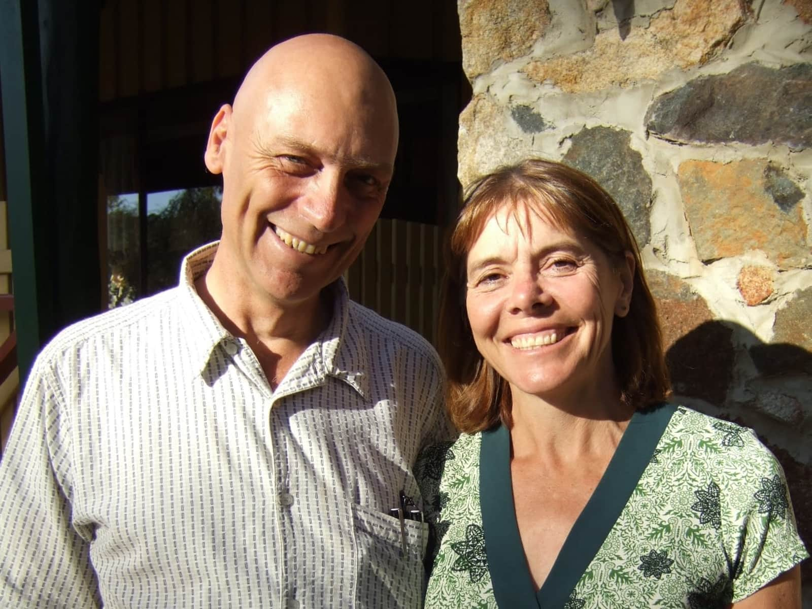 Keith & Anne from Albany, Western Australia, Australia
