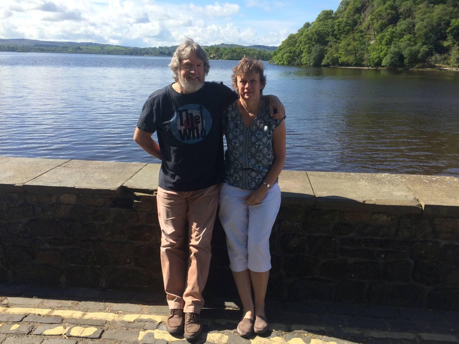 Laura & David from Edinburgh, United Kingdom
