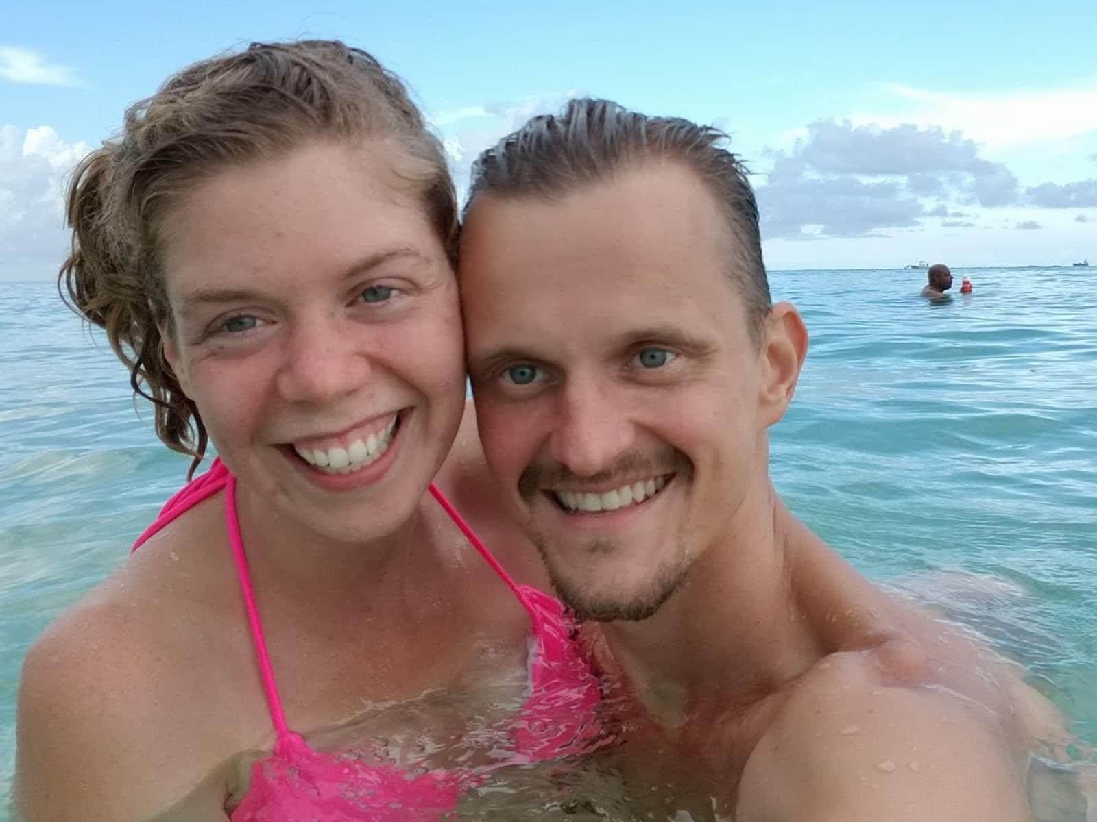 Julia & Mark from Venice, California, United States