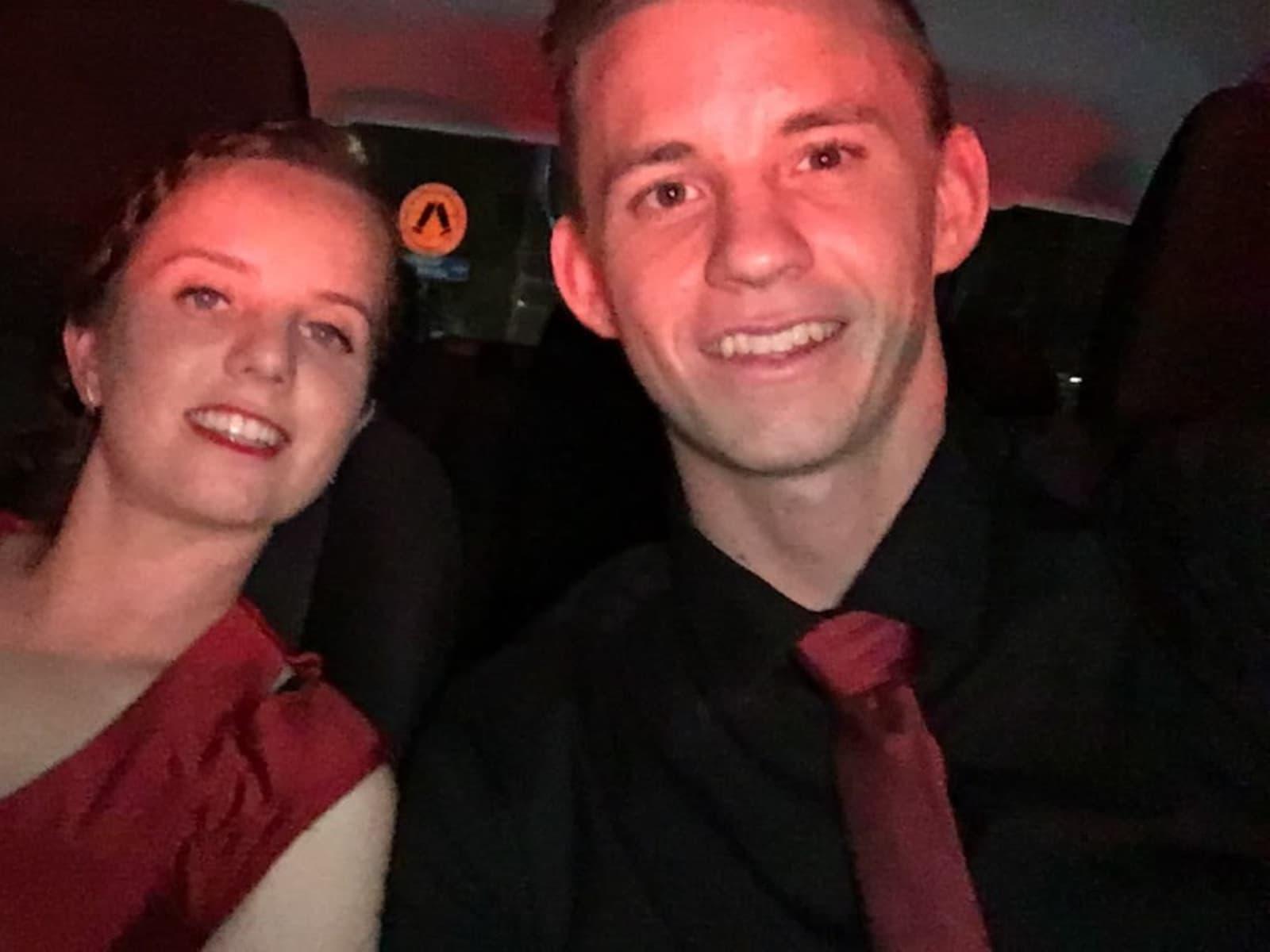 Jessica & Tyler from Townsville, Queensland, Australia