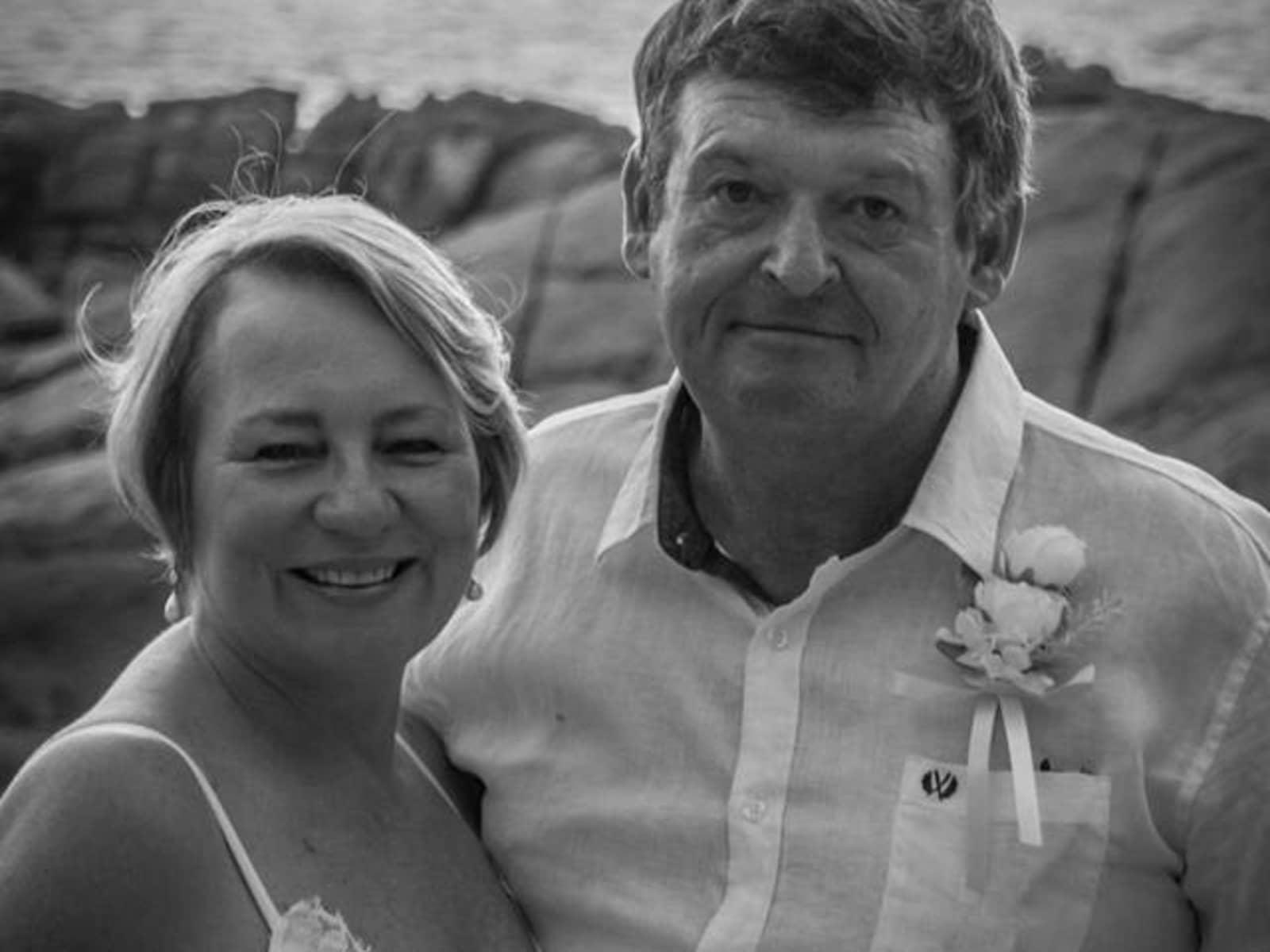 Yvonne & Bruce from Jindabyne, New South Wales, Australia