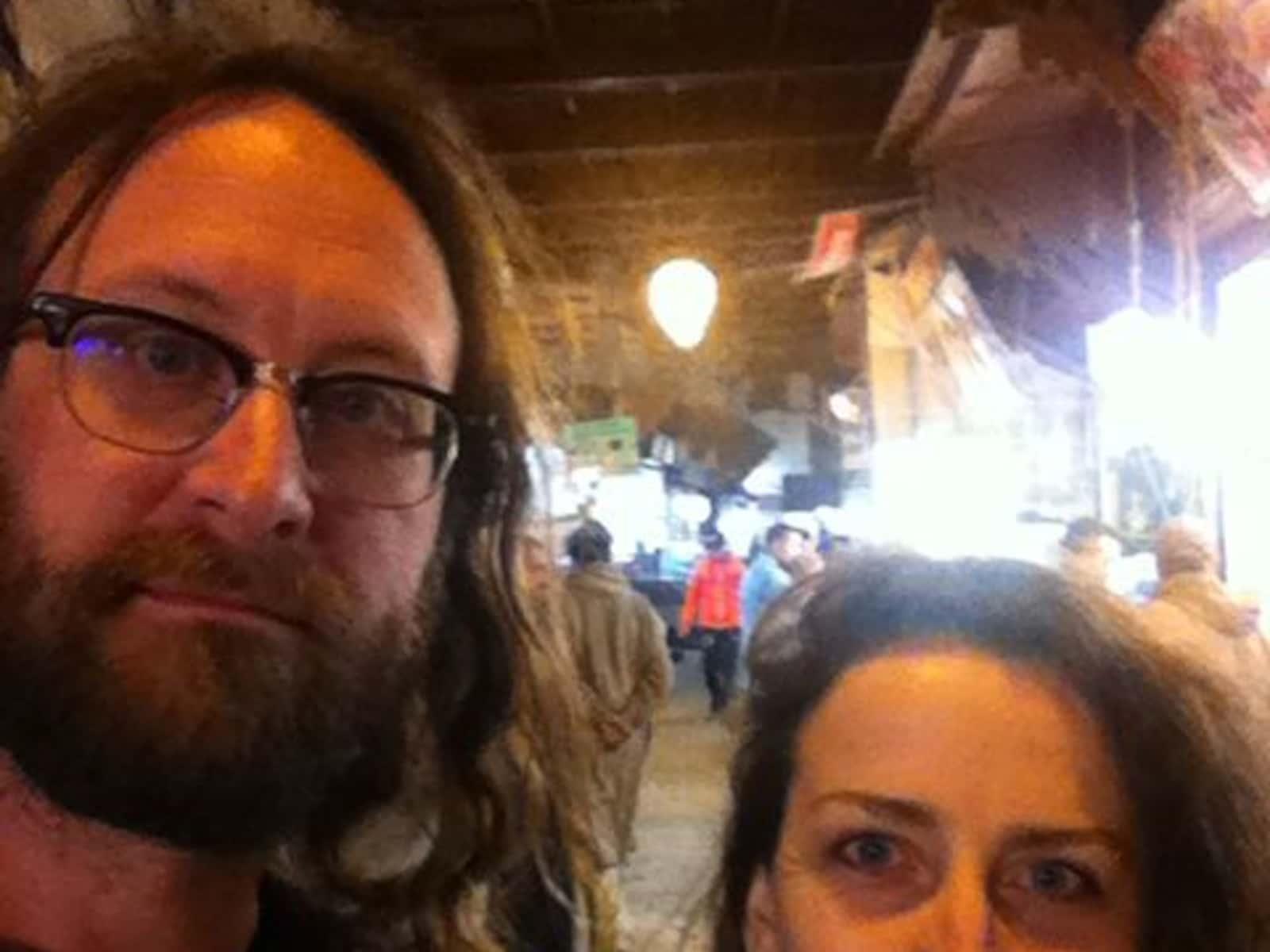 Noortje & Pim from Utrecht, Netherlands