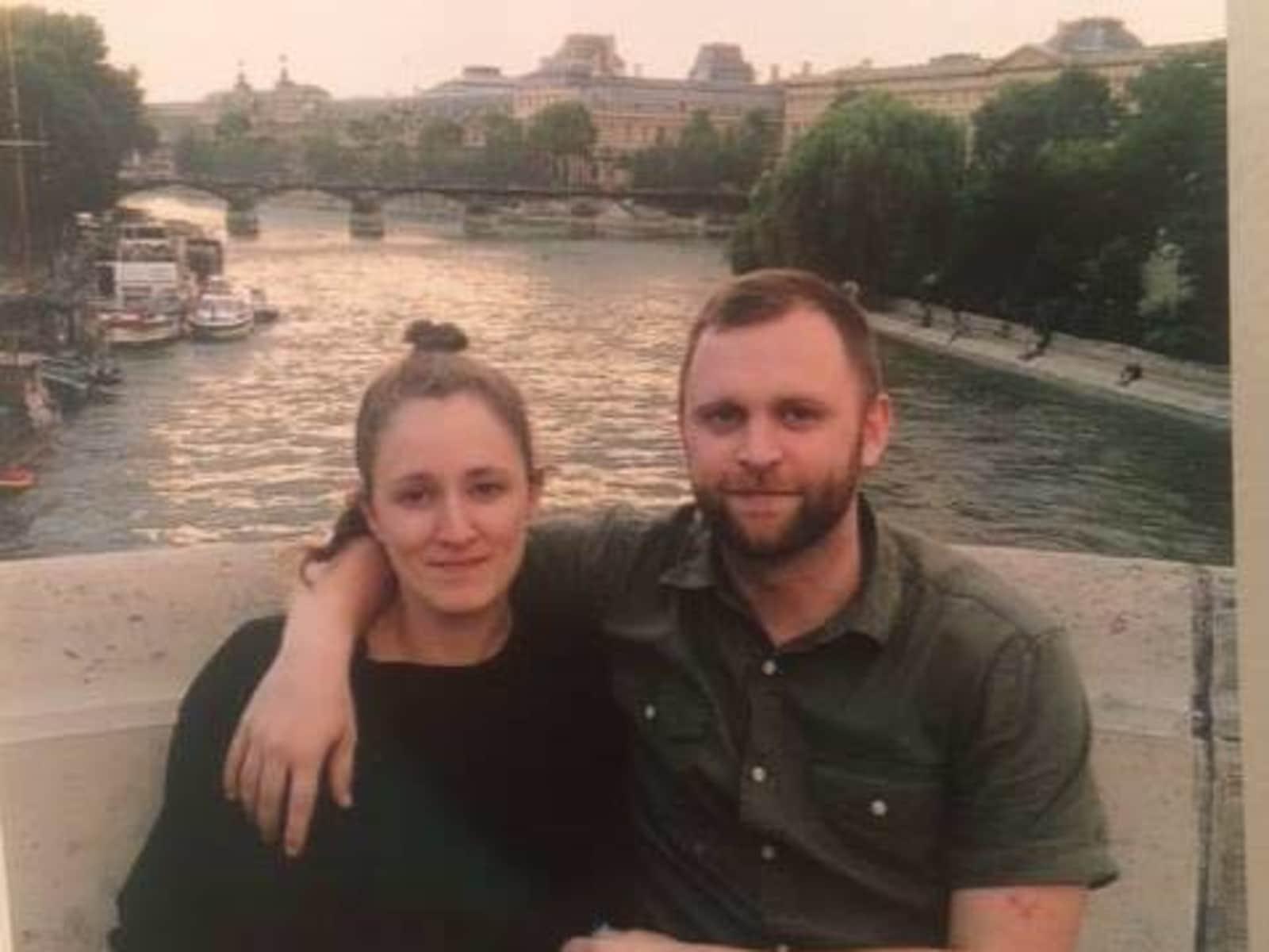 Samantha & Matthew from Toronto, Ontario, Canada