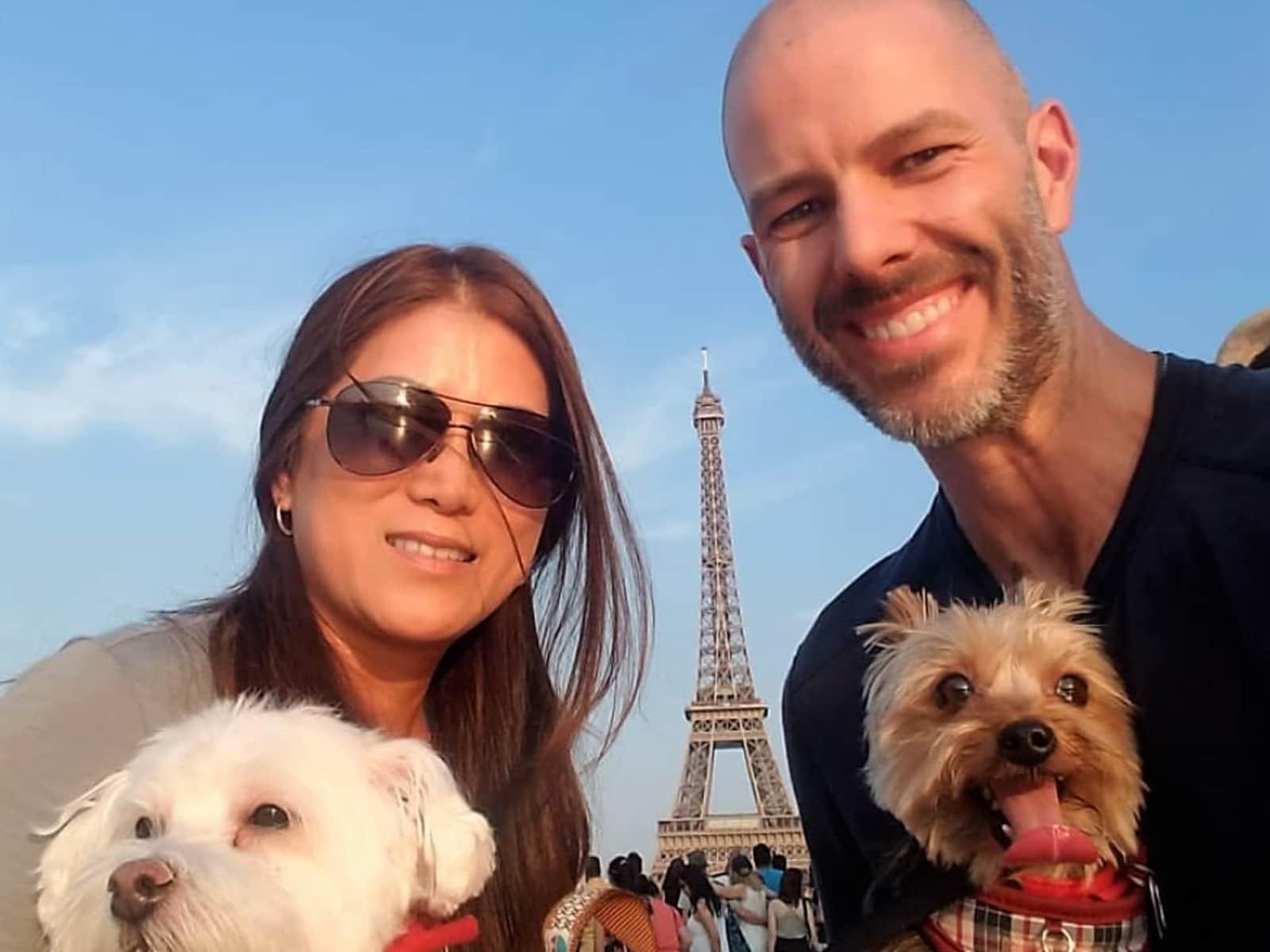 Linda & jason & Jason from Seattle, Washington, United States