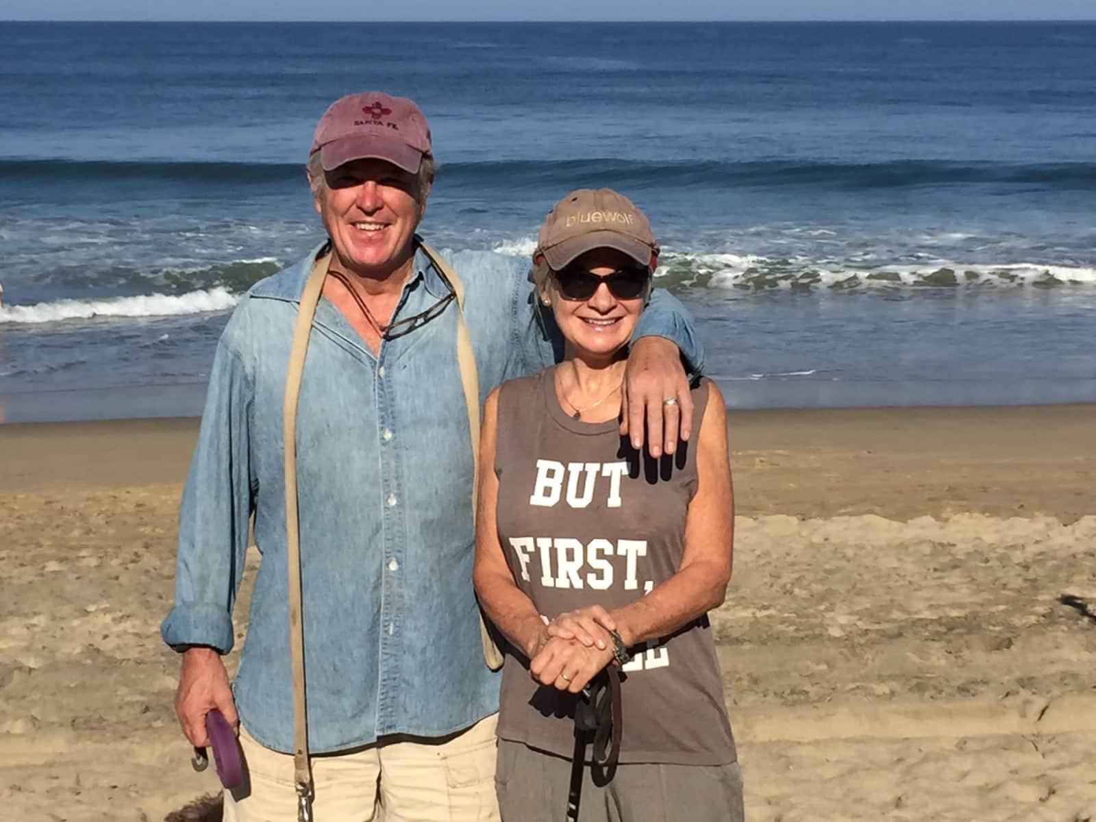 Karen & Mark from Seattle, Washington, United States