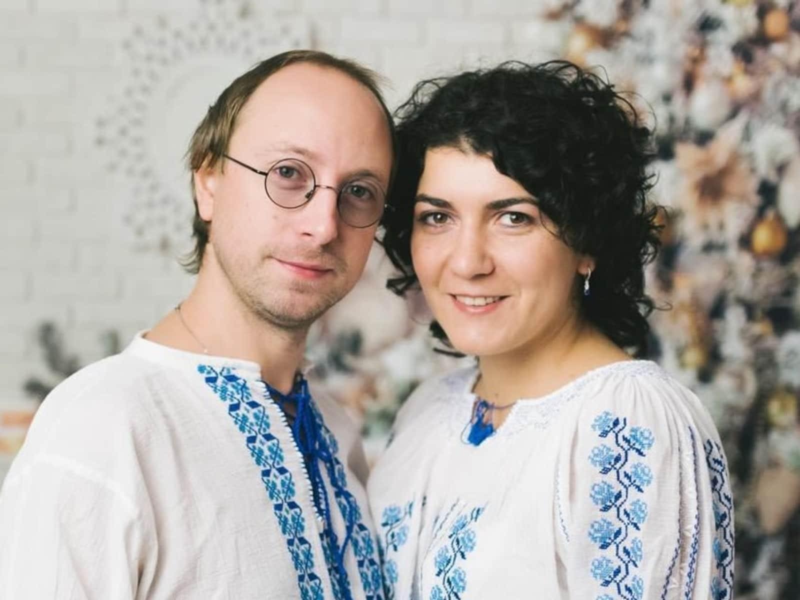 Oana & Marius from Bucharest, Romania