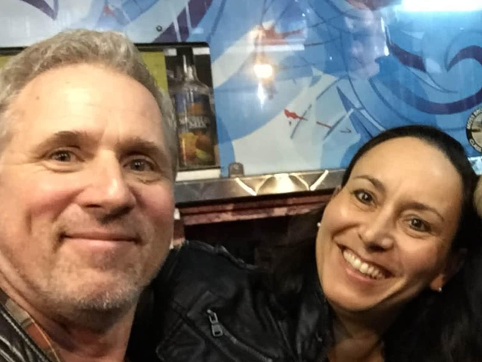 Johanna & Franklin from San Diego, California, United States