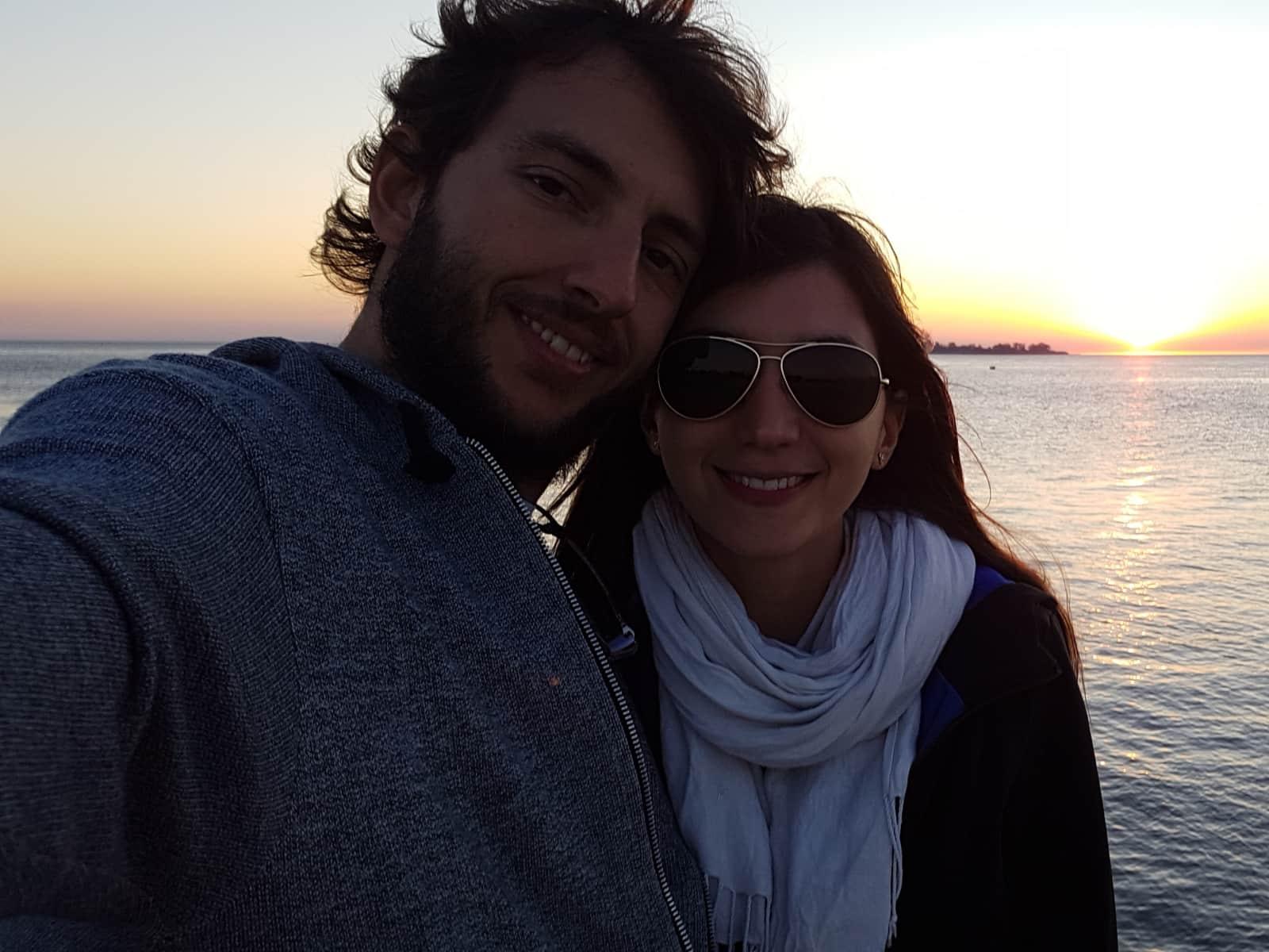 Nina & Bernardo from Sydney, New South Wales, Australia