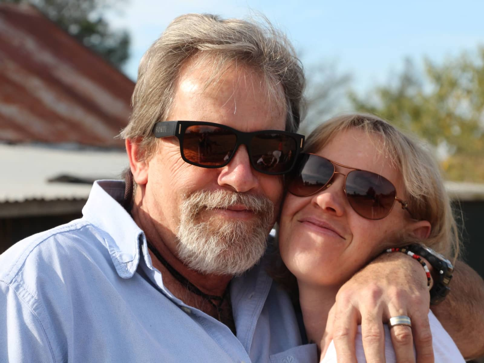 Mandy & Charles from Panamá, Panama
