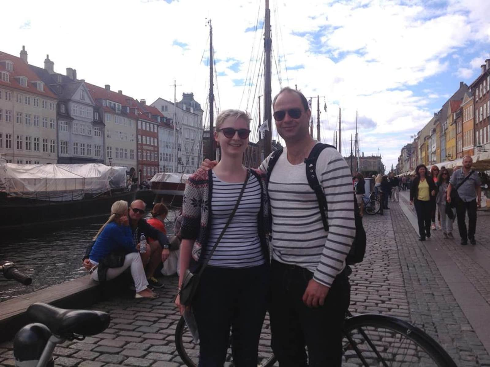 Jenny & Peter from Norwich, United Kingdom