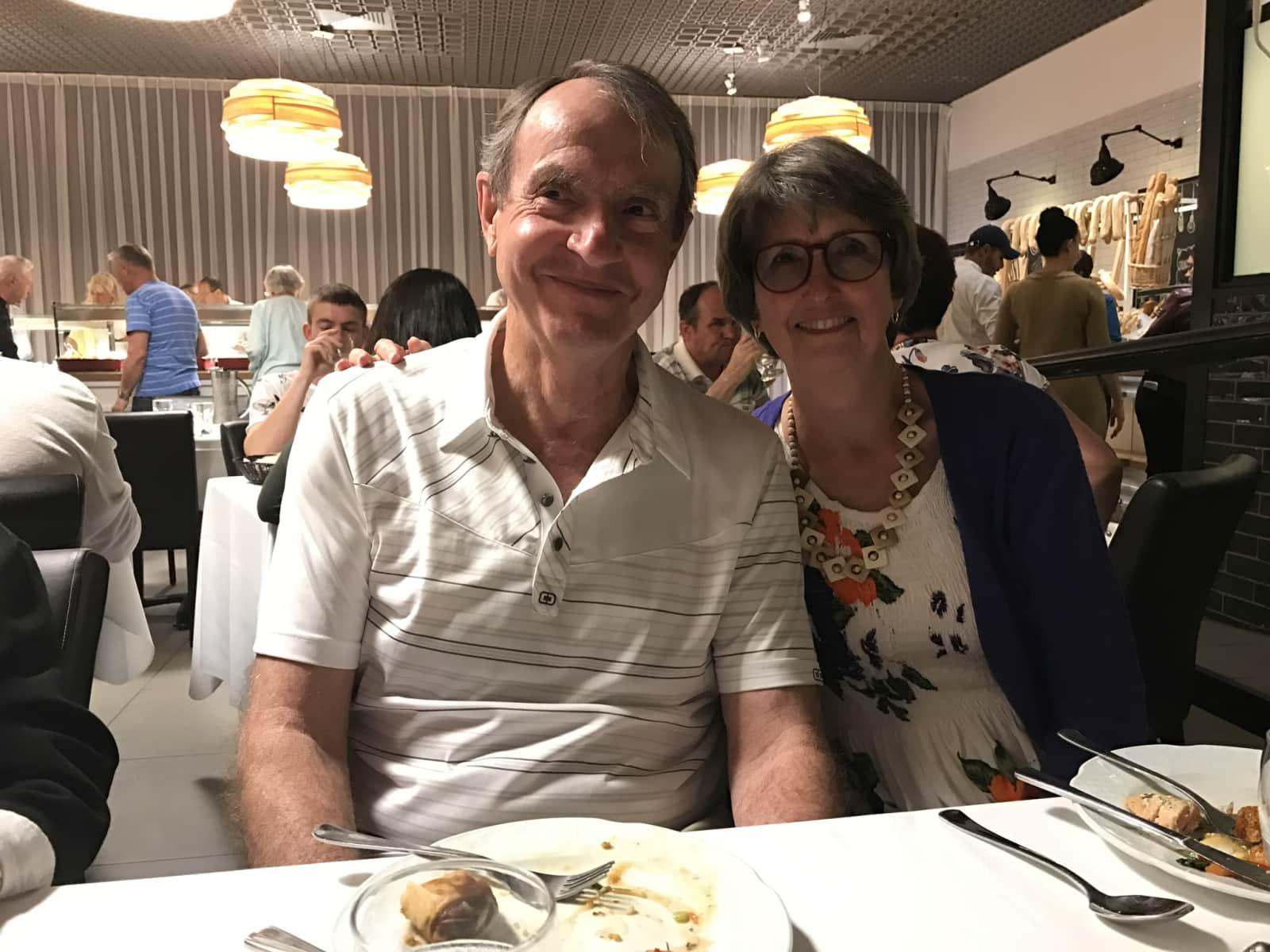 Winona & Robert from Logan, Utah, United States
