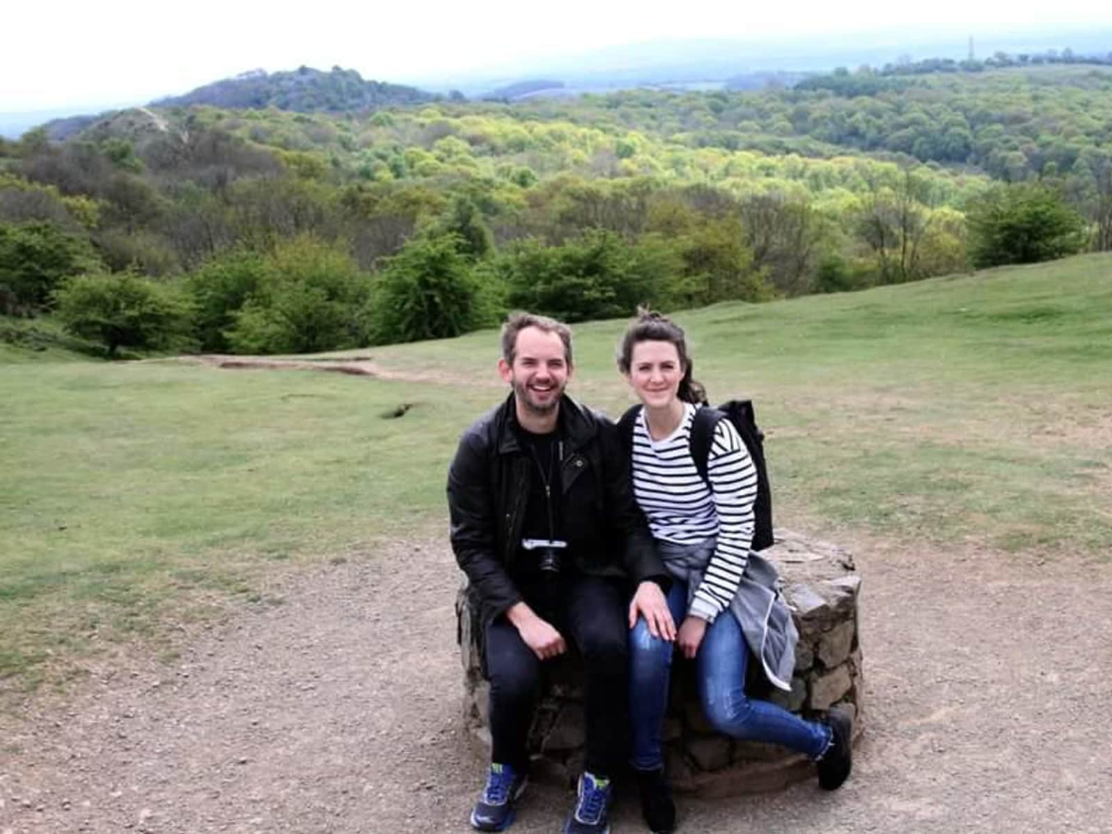 Lucy & Rob from London, United Kingdom