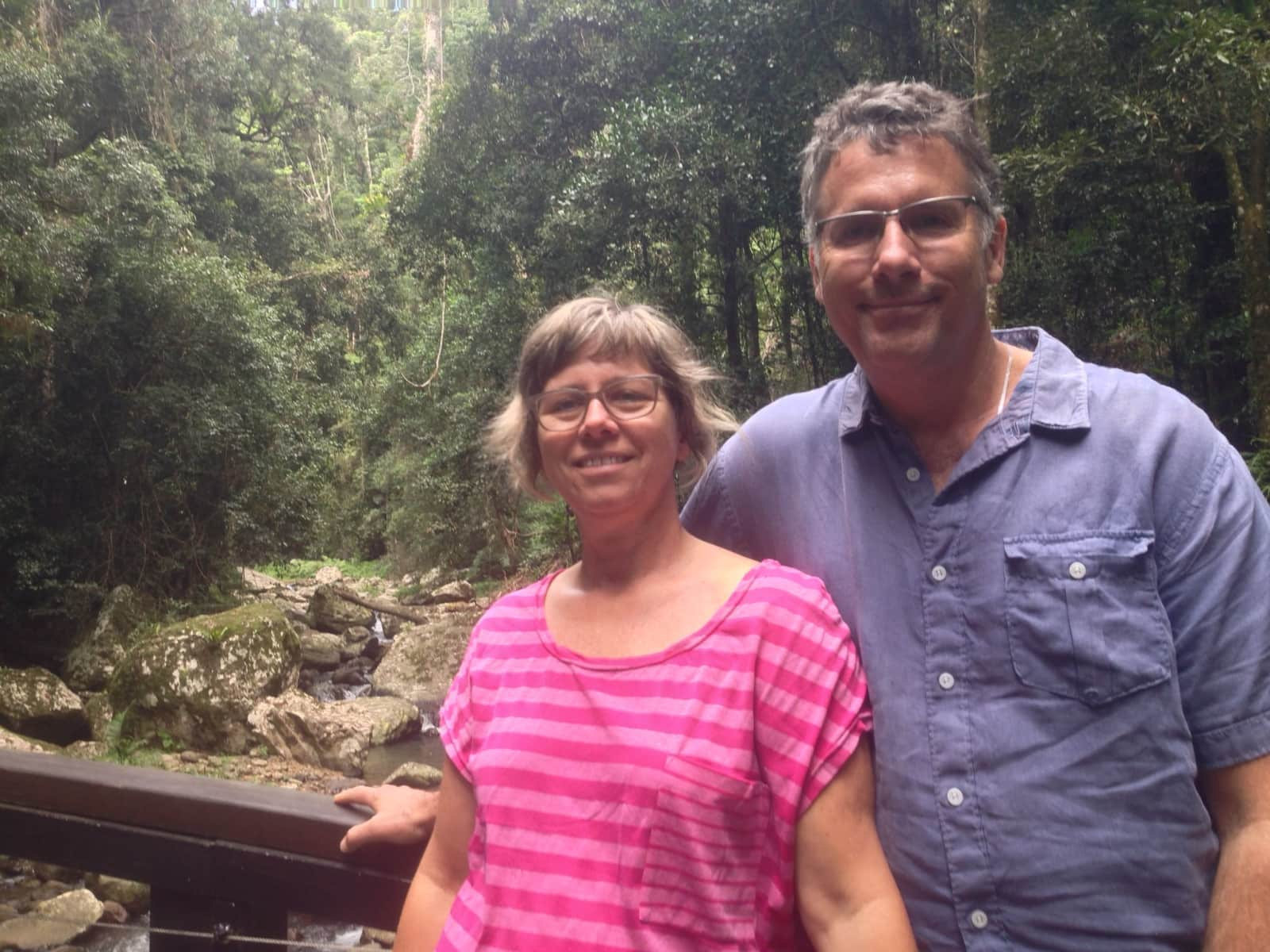 Giovanna & Daniel from Hollywell, Queensland, Australia