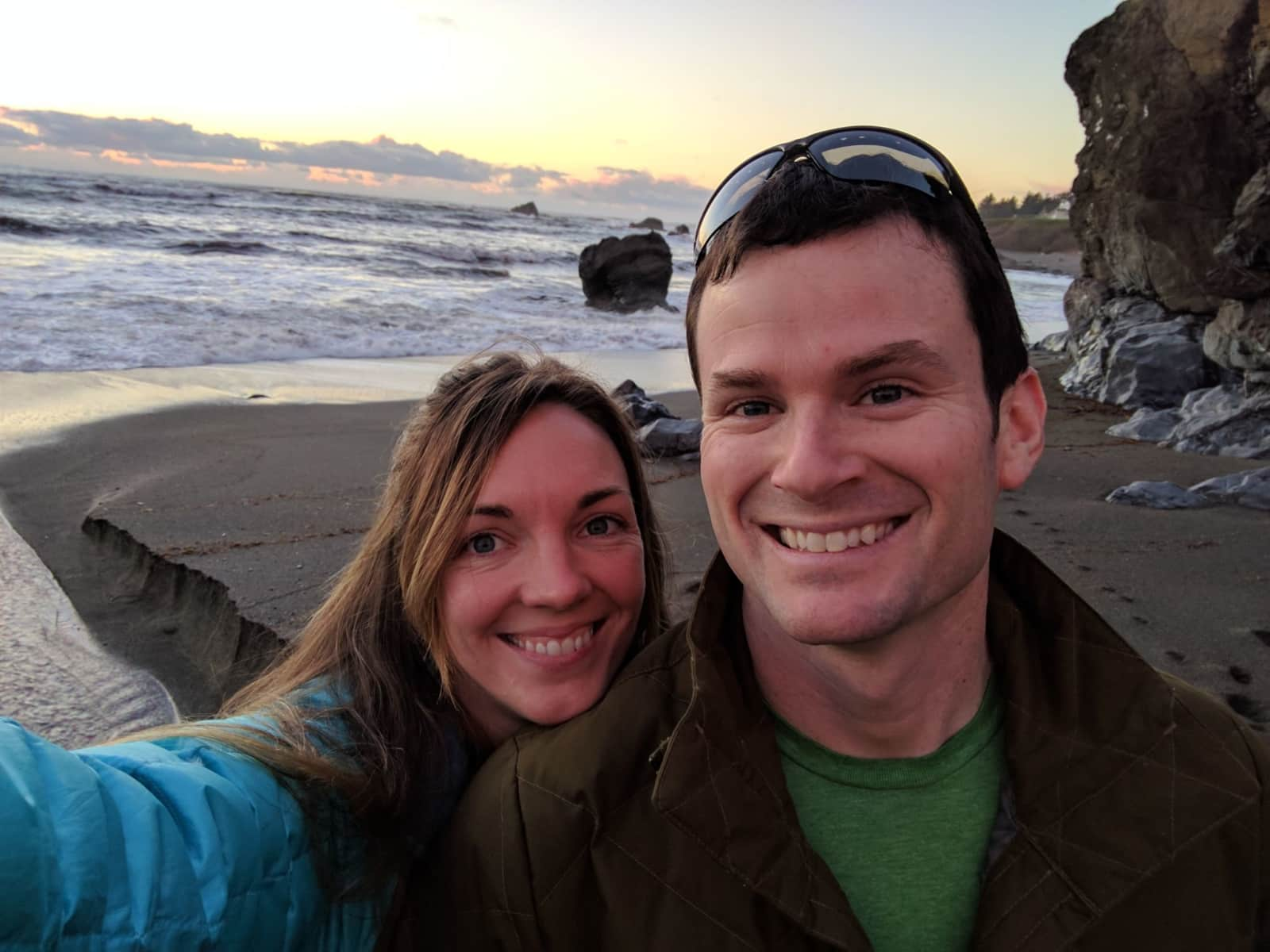 Bonnie & Jordan from Brookings, Oregon, United States