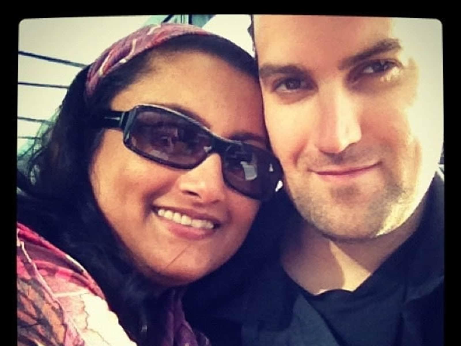 Natasha & Ray from Vancouver, British Columbia, Canada