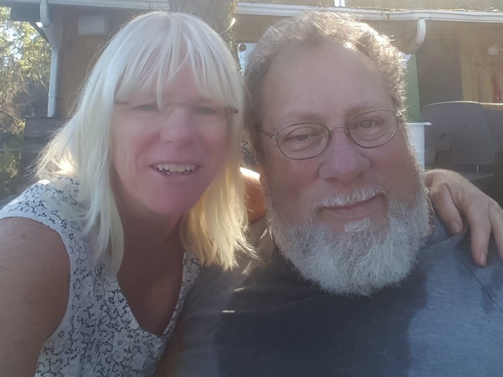 Brian & Mary-anne from Kelowna, British Columbia, Canada
