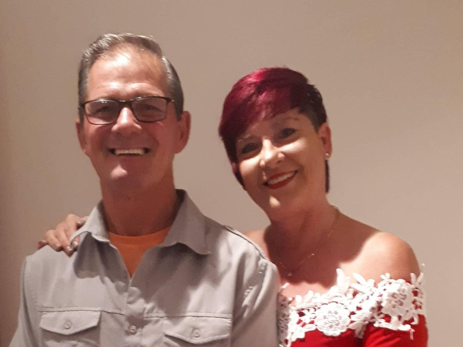 Sally -james & James from Adelaide, South Australia, Australia