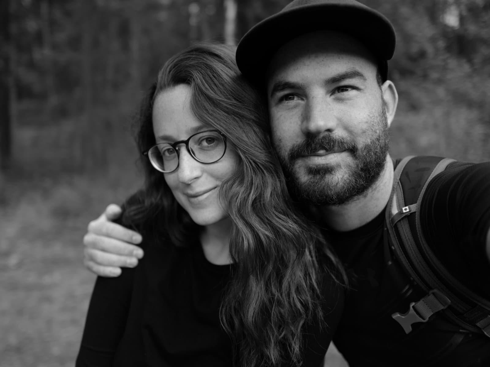 Sarra & Marco from Basel, Switzerland