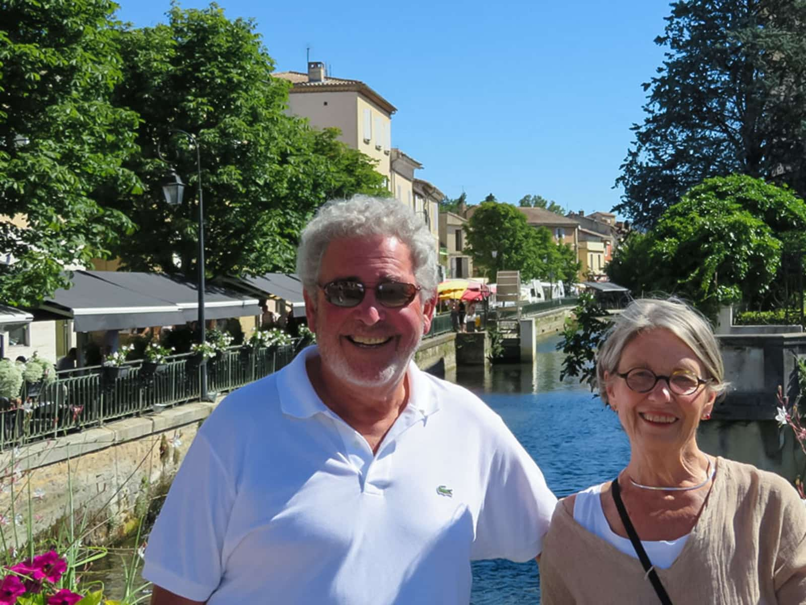 Diana & Marty from Saint Helena, California, United States